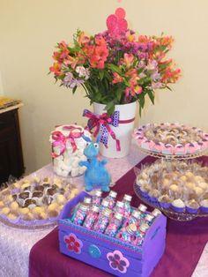 Festa em casa - Doutora Brinquedos - Entre MãesEntre Mães