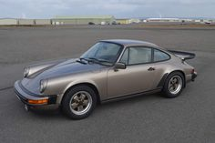 1980 Porsche 911SC Weissach Edition-Platinum on Doric Gray