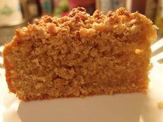 Oatmeal and honey cake Oats Recipes, Baby Food Recipes, Sweet Recipes, Sugar Free Desserts, No Bake Desserts, Greek Sweets, Honey Cake, Vanilla Cake, Healthy Snacks