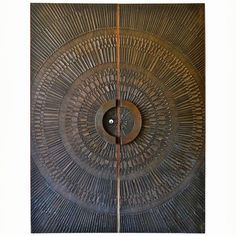 blueberrymodern:  Doors designed by Billy Joe McCarroll and David Gillespie