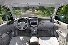 2010 SUBARU FORESTER AUTOMATIC