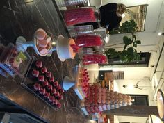 Petite and Sweet Bakery and Catering held a launch party in Toronto on January 2015 to showcase their cakes, macarons and candy gift boxes. Candy Gift Box, Sweet Bakery, Launch Party, Macarons, Nespresso, Catering, Toronto, Stuff To Do, Product Launch