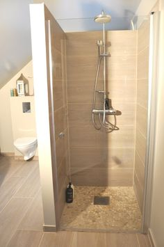 I like the shower tile