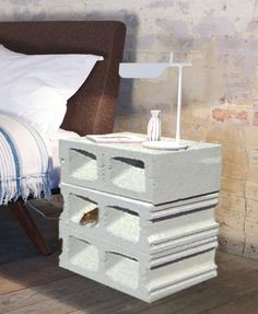So you started a DIY Project butestimated a larger amount of Cinder blocks neededso what do you do with the left overs? Here are a few creative options for you! Cinder Block Seating Cinder Block …