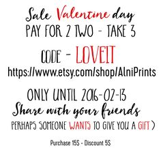 #sale #discount #valentineday #gift #romantic