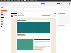 Before diving into a responsive email, I built a prototype using blank images and Blokk font.  attachments: Gmail desktop The plan iPhone example w/ animated scrolling  Thanks to Jakub for the iPho...