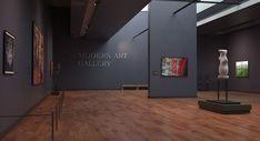 Art Gallery 3D model Art Model, Geometry, Modern Art, Art Gallery, 3d, Architecture, Arquitetura, Art Museum, Contemporary Art