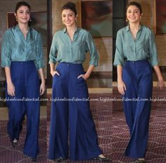 anushka sharma Archives - Page 5 of 53 - High Heel Confidential Stylish Dresses For Girls, Stylish Girl Pic, Casual Dresses, Casual Outfits, Fashion Outfits, Cute Office Outfits, Cute Outfits With Jeans, Work Outfits, Dress Outfits