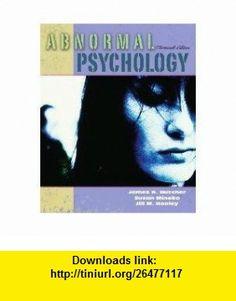Abnormal Psychology,  a la Carte Plus MyPsychLab CourseCompass (13th Edition) (9780205500772) James Butcher, Susan Mineka, Jill M. Hooley, Robert Carson , ISBN-10: 0205500773  , ISBN-13: 978-0205500772 ,  , tutorials , pdf , ebook , torrent , downloads , rapidshare , filesonic , hotfile , megaupload , fileserve
