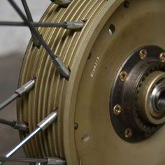 BMW Rennsport RS54 wheel hub