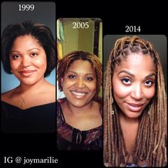 A piece of my hair journey. Natural Hair Growth, Natural Hair Tips, Natural Hair Inspiration, Natural Hair Styles, Love Hair, Gorgeous Hair, My Hair, Dreadlock Styles, Dreadlock Hairstyles
