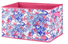 Lilly Pulitzer - ORGANIZATIONAL BIN (Large) She She Shells