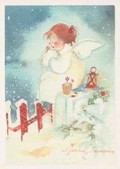 Finnish illustrator/artist Minna Immonen