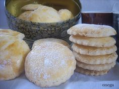 Galletas de maíz sin gluten ni lactosa | Magia en mi cocina | Recetas fáciles de cocina paso a paso