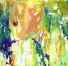 Mimi Print, like that it has the greens, neutrals, blues like the fabric.