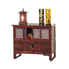 Oriental Furniture Asian Furniture and Decor Japanese Small Buffet Credenza Server Cabinet with Shoji Doors: Home & Kitchen Japanese Furniture, Asian Furniture, Chinese Furniture, Oriental Furniture, Japanese Interior, Furniture Deals, Asian Inspired Bedroom, Shoji Doors, Asian Home Decor
