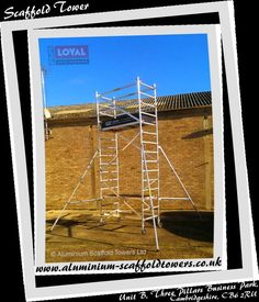 Scaffold Tower For Sale - Free Next Day Delivery