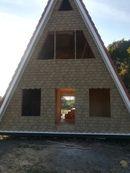 Дом подписчика #1 Cabin, House Styles, Home Decor, Homemade Home Decor, Cabins, Cottage, Decoration Home, Cubicle, Interior Decorating