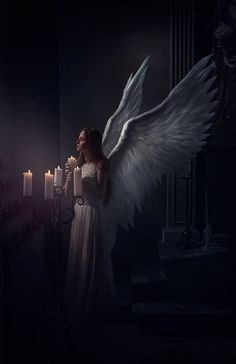 ☆Thankyou Jesus and Angel for your everlasting light and love Angel Images, Angel Pictures, Beautiful Angels Pictures, Angels Among Us, Angels And Demons, Saint Esprit, Angel Warrior, I Believe In Angels, Ange Demon