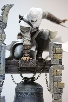 Assassin's Creed® : Altaïr : The Legendary Assassin - Figurine