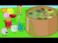 7 Best BFDI Birthday images in 2017 | Battle, Objects, Shopping