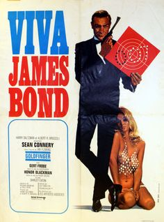 Classic Bond - Goldfinger