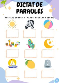 Catalan Language, English Activities, School Subjects, Your Teacher, Colorful Backgrounds, Worksheets, Classroom, Letters, Teaching