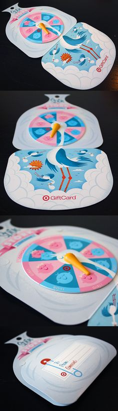 gift card packaging for target