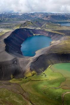 Volcano Iceland. I wonder if this is the filming location of The Secret Life of Walter Mitty?