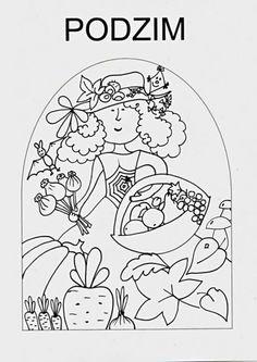 Výsledek obrázku pro roční doby Autumn Activities For Kids, Crafts For Kids, Weather For Kids, Sequencing Pictures, Alphabet, Coloring Pages, Kindergarten, Preschool, Calendar