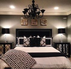 Nice 53 Gorgeous And Romantic Master Bedroom Ideas.  #RomanticMasterBedroom