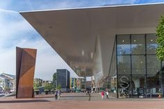gebouw - Stedelijk Museum Amsterdam