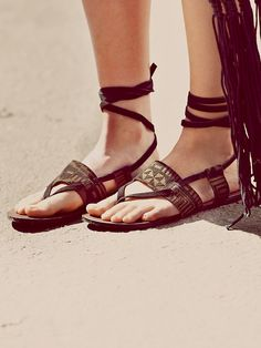 Lyla Sandal at Free People Clothing Boutique