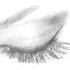 Sketch of my eye....By Janet