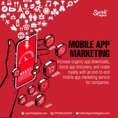 With a customised application marketing plan, mobile application marketing services will help you turn your app into a profitable company. App Marketing, Mobile Marketing, Target Audience, Mobile Application, How To Plan, Digital