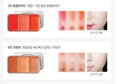 Son Má & Môi Skinfood Fresh Fruit Lip Cheek