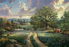 Country Living - Thomas Kinkade Shop Online