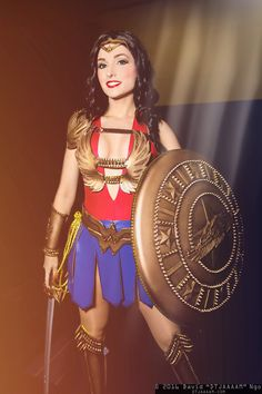 Wonder Woman / Fan Expo Vancouver 2016 / DTJAAAAM