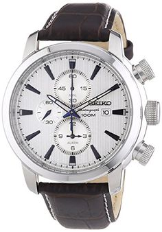 Watch Seiko Neo Sports Snaf51p1 Mens White *** Find out more about the great product at the image link.