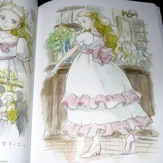 Omoide no Marnie When Marnie Was There, Studio Ghibli Movies, Nerd Art, Hayao Miyazaki, Jack Frost, Art Studios, Anime Manga, Art Tutorials, Art Inspo