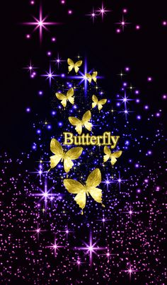 8 gold butterfly will bring GOOD LUCK for you.8 is so nice number!Check it out!