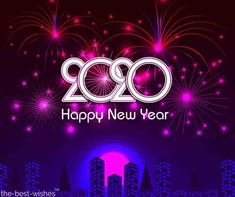 54 Happy New Year 2020 Images. An image that has fireworks a greeting or a cute dog or cat saying happy new year is Happy New Year Signs, Happy New Year Banner, Happy New Year Vector, Happy New Year Photo, Happy New Year Message, Happy New Year Wishes, Happy New Year Greetings, New Year Greeting Cards, Happy New Year 2020