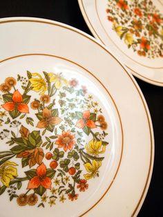 Vintage Taylor Smith Taylor Pink Blue Floral Dinner Plates Set of Five | Taylor smith Pink blue and Cream dinner plates & Vintage Taylor Smith Taylor Pink Blue Floral Dinner Plates Set of ...
