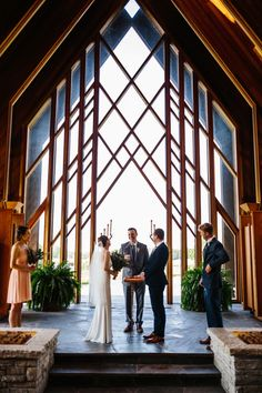 Jordan and Josh got married on the morning of a hot June day in the beautiful chapel at Powell Gardens, just outside of Kansas City. Perfect Wedding, Dream Wedding, Wedding Day, Budget Wedding, Wedding Tips, Powell Gardens, Kansas City Wedding, Missouri Wedding Venues, Church Design