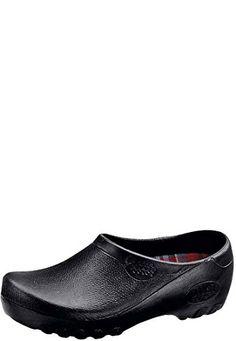 Jolly Fashion by Alsa ...der schwarze PU Schuh mit auswechselbarem Korkfußbett, 46 - http://on-line-kaufen.de/ism/jolly-fashion-by-alsa-der-schwarze-pu-schuh-mit-46