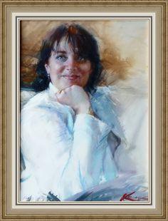 Seraphin, Saint, Oil On Canvas, Painting, Artist, Painting Art, Paintings, Painted Canvas, Drawings