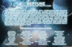Neptune in Scorpio