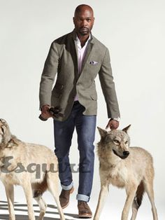 Mens Casual Fall Fashion 2011 - Casual Clothes for Men 2011 - Esquire josh would look great in this jacket