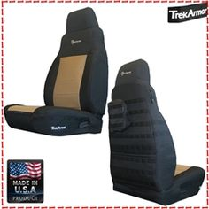 Jeep TJ Front Seat Covers