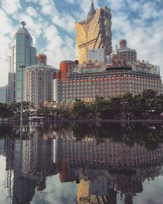 Hotels in Macao
